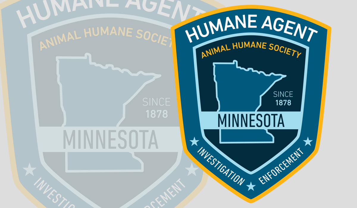 Humane Investigations patch