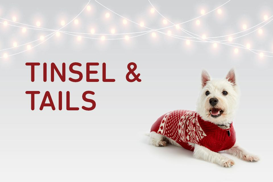 Tinsel and tails